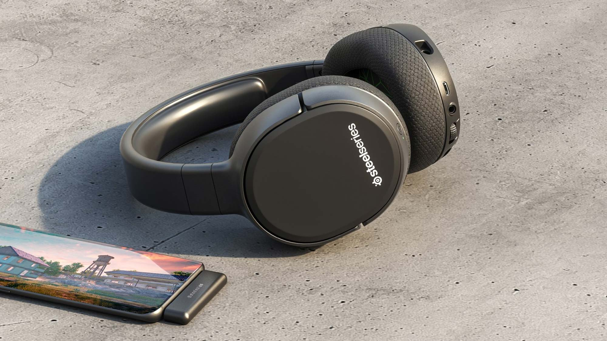 Steelseries Arctis 1 Wireless For Xbox Is Almost The Perfect Gaming Headset Tom S Guide