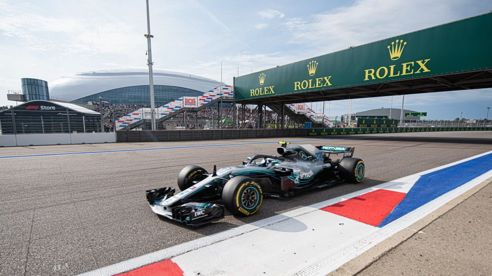 How to watch Russian Grand Prix 2019: live stream F1 online from anywhere
