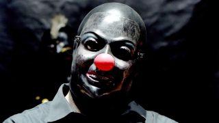 Shawn 'Clown' Crahan of Slipknot