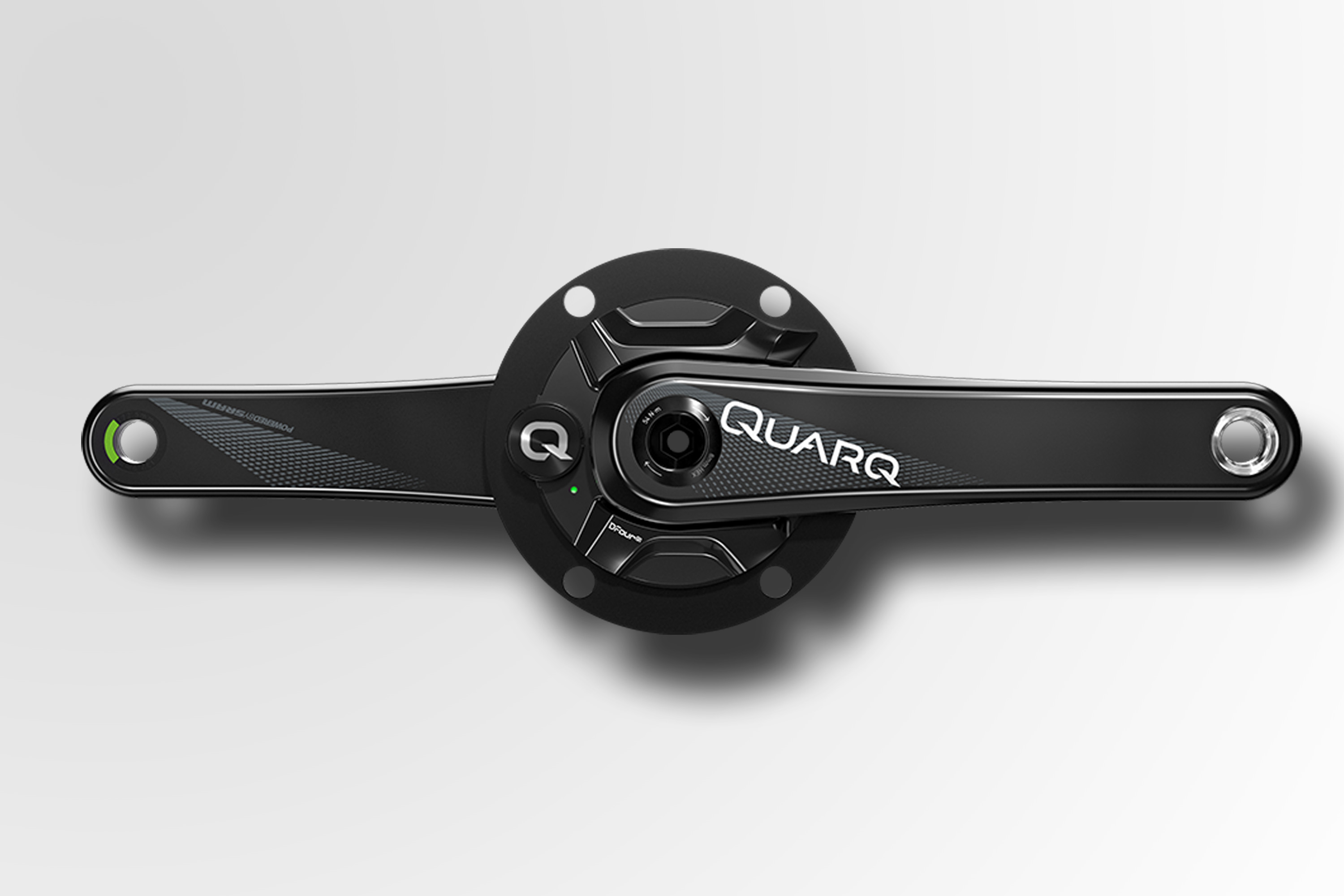 Quarq Power Meter : New quarq dfour power meter more accurate and specific