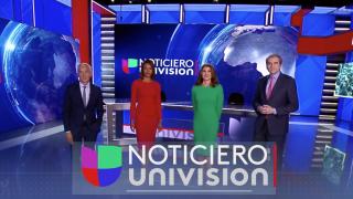 Univision news studio