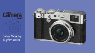 Fujifilm X100F Cyber Monday deal