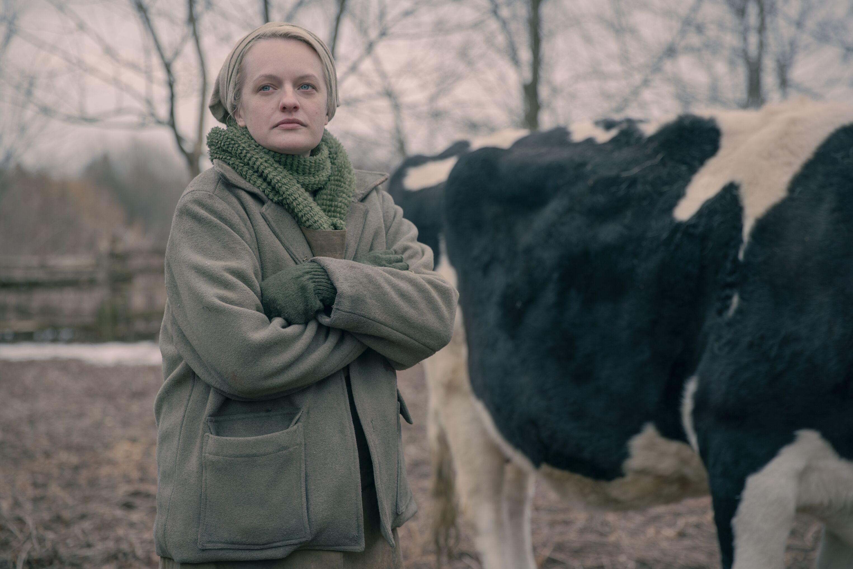 TV esta noche The Magd's Tale June en una granja
