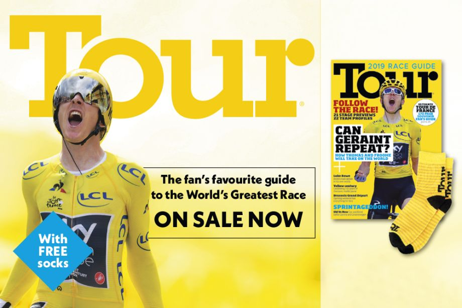 Tour Magazine 2019 is on sale now! - Cycling Weekly