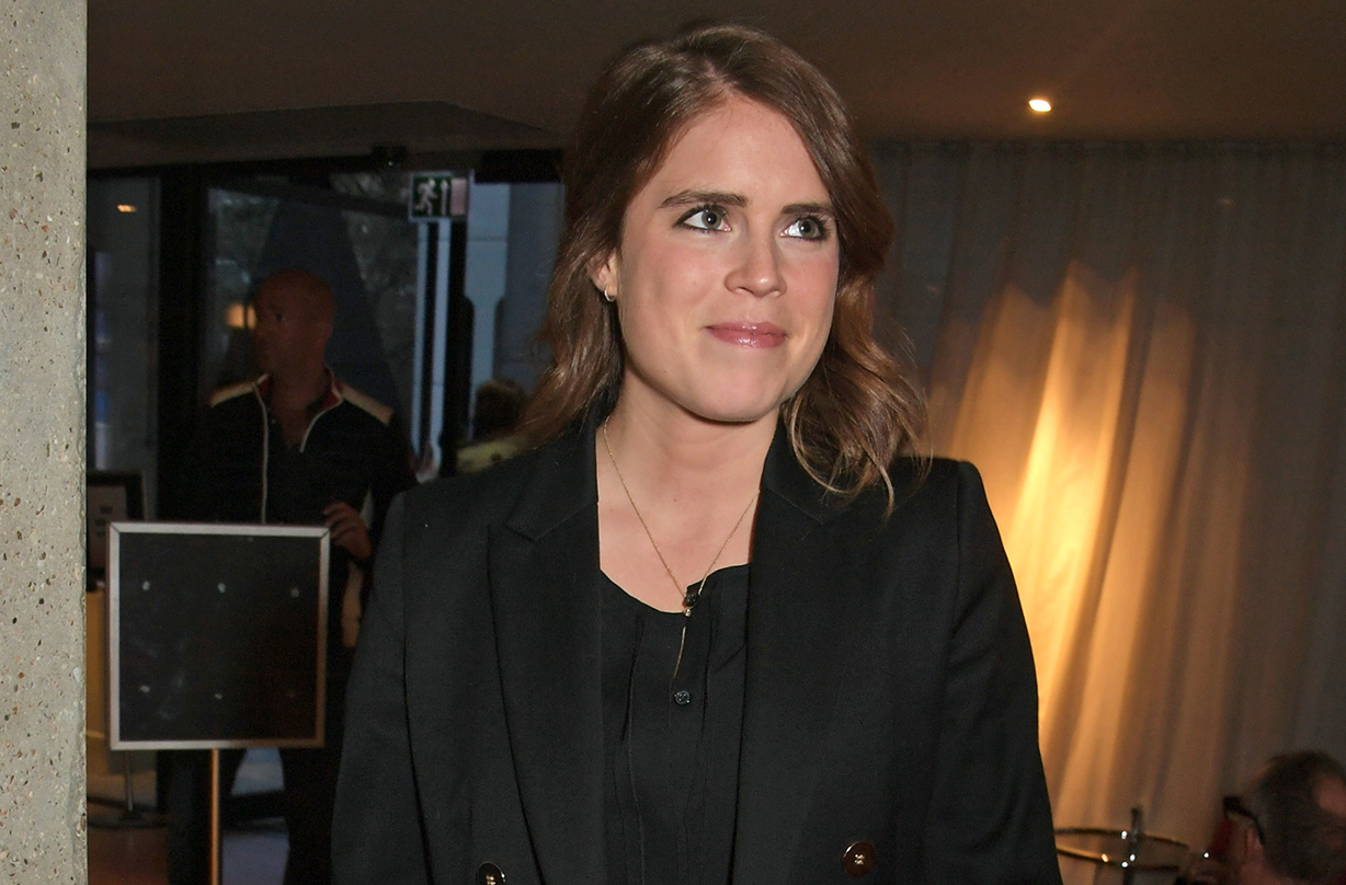 princess eugenie shares unseen pic halloween