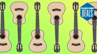 Save a huge 50% off any Ukutune ukulele this Prime Day - kickstart your musical adventures from as little as $24.99