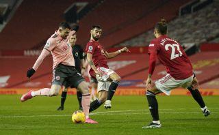 Manchester United v Sheffield United – Premier League – Old Trafford