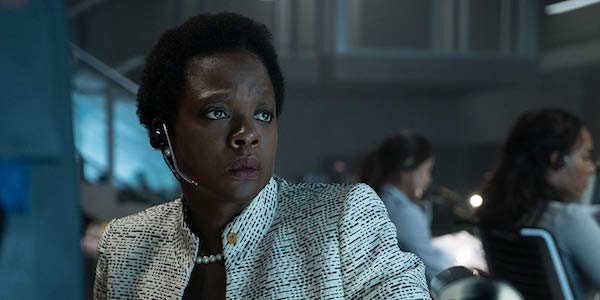 Viola Davis as Amanda Waller in Suicide Squad