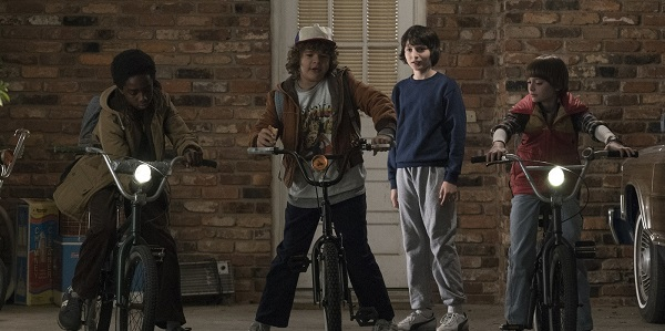 Stranger Things Kids Netflix Network Television Difference