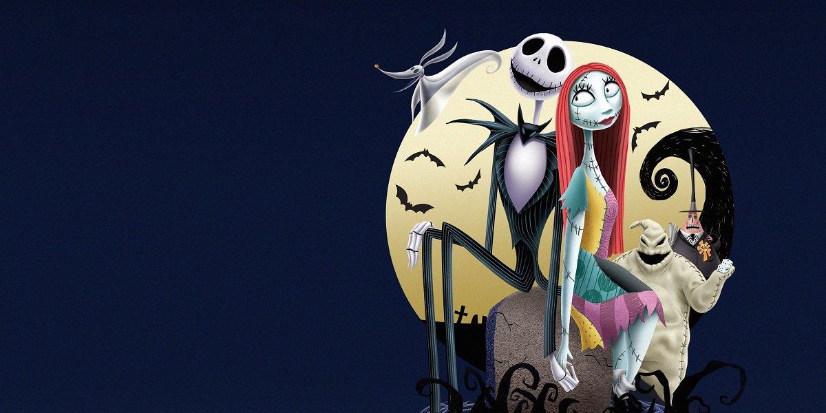 The Nightmare Before Christmas on Disney+