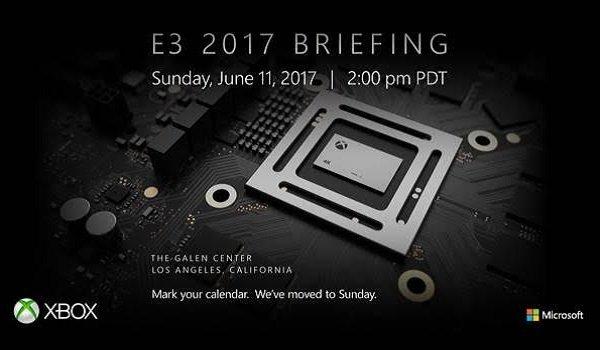 Xbox Scorpio hardware E3 2017