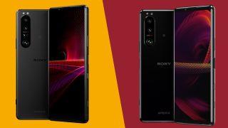 Sony Xperia 1 III vs Sony Xperia 1 II