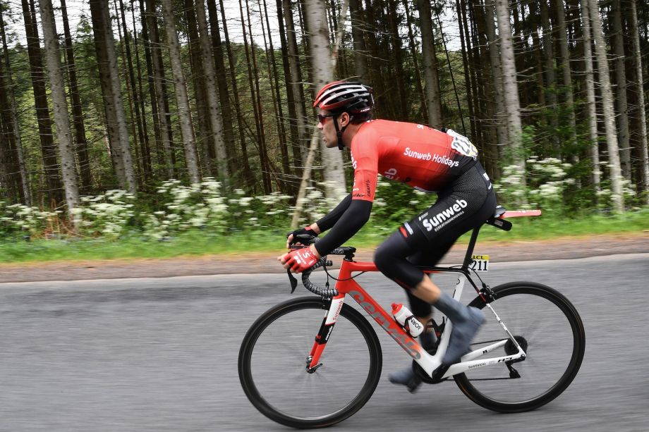 Tom Dumoulin abandons altitude training in further setback to Tour de France ambitions