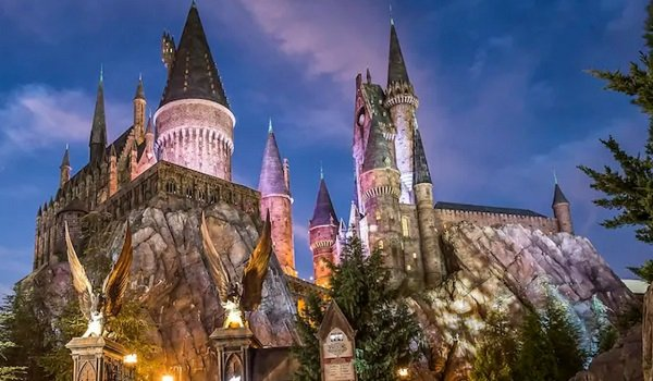 Harry Potter and the Forbidden Journey Universal Orlando