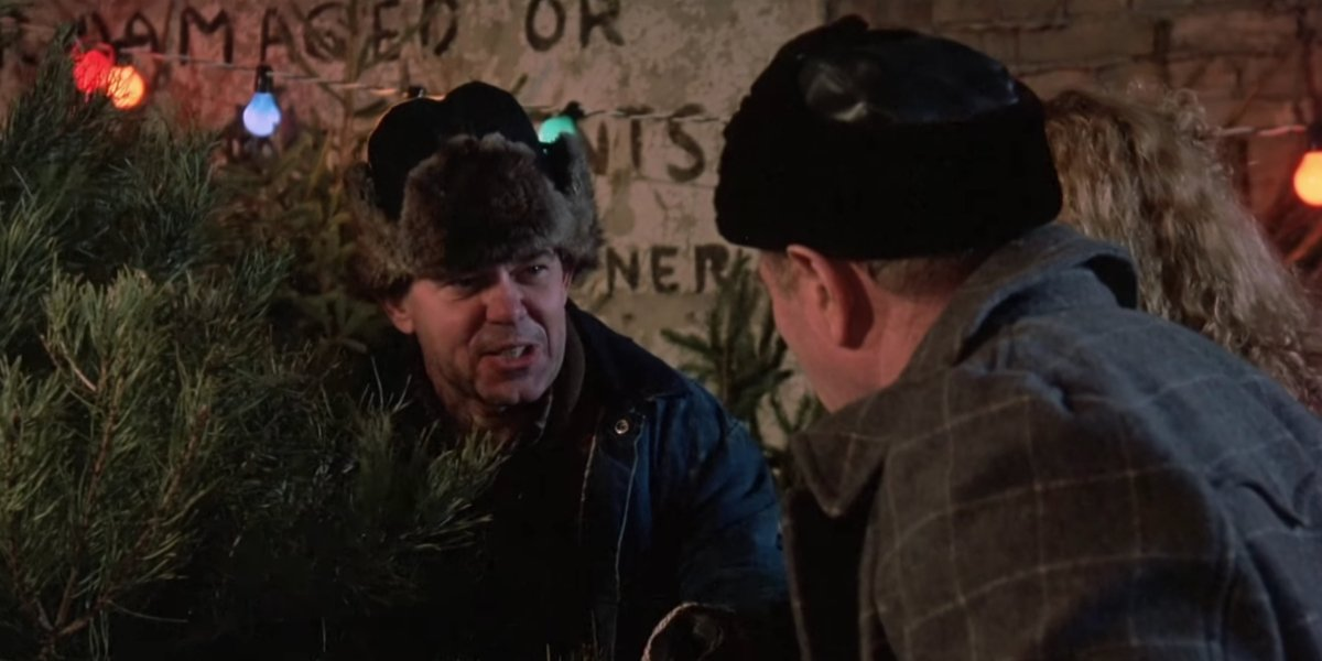 Leslie Carlson in A Christmas Story