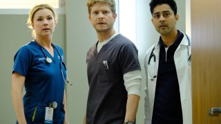'The Resident' on Fox.