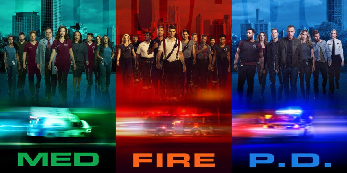 nbc one chicago med fire pd logo