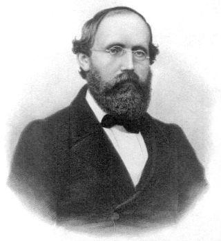 Bernhard Riemann in 1863