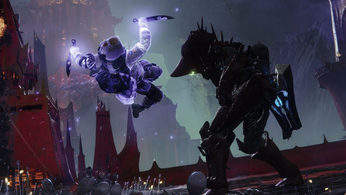 Destiny 2 Shadowkeep launch trailer gives us another slice of the new raid and dungeon