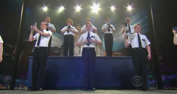 Mormon stage