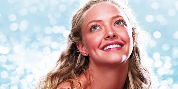 Amanda Seyfried for Mamma Mia!
