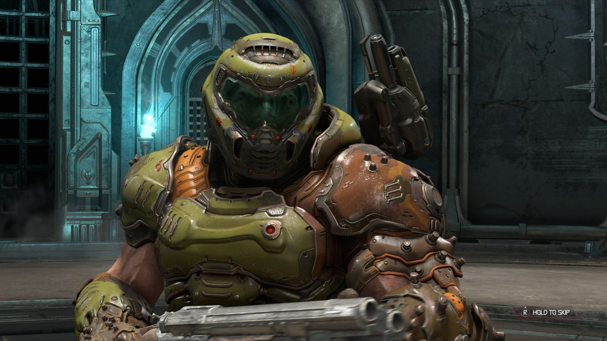 Id Details Complicated Relationship With Doom Eternal Composer