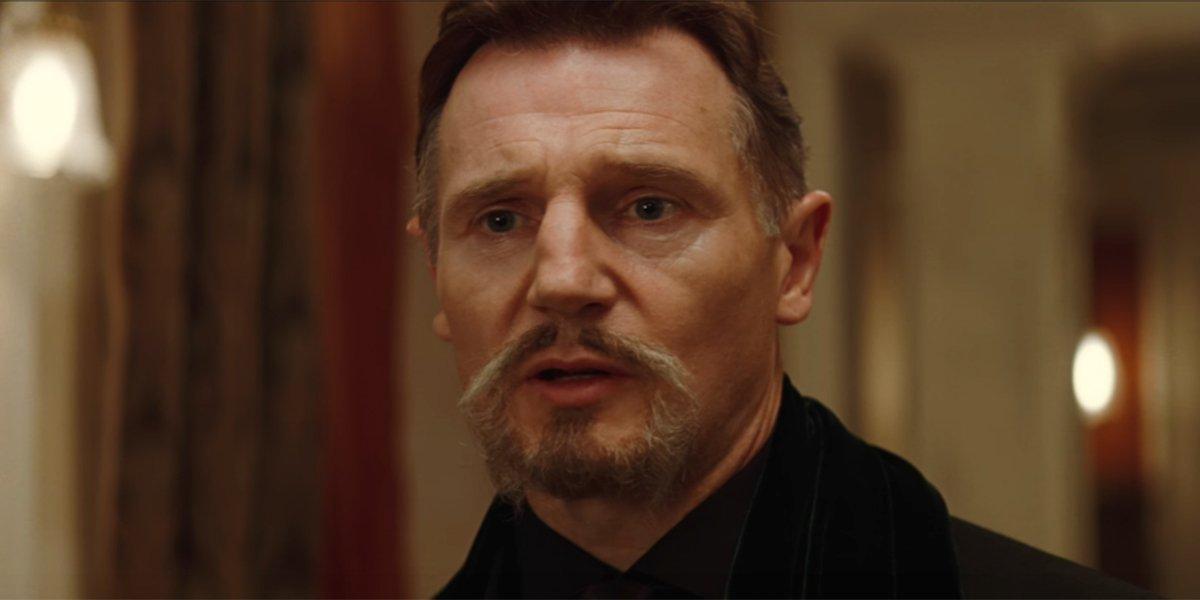Why Batman Alum Liam Neeson Has 'No Desire' For More Superhero Or Star Wars Movies