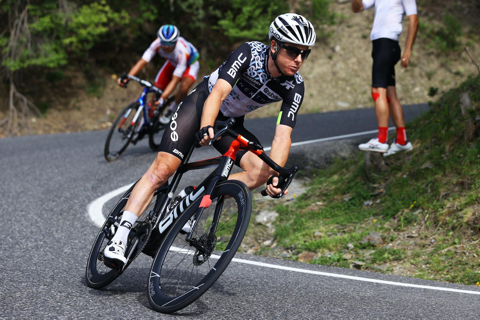 Simon Clarke at the 2021 Tour de France
