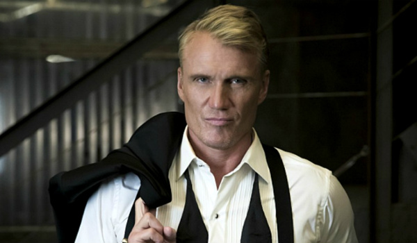dolph lundgren arrow the cw
