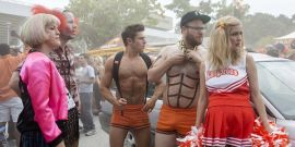 Deleted Neighbors 2 Scene Reveals Who Jenny Slate Played In The Sequel, Watch It Now
