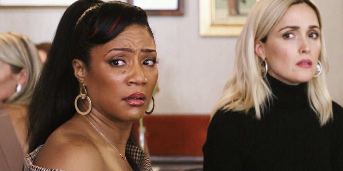 Tiffany Haddish and Rose Byrne in Like A Boss