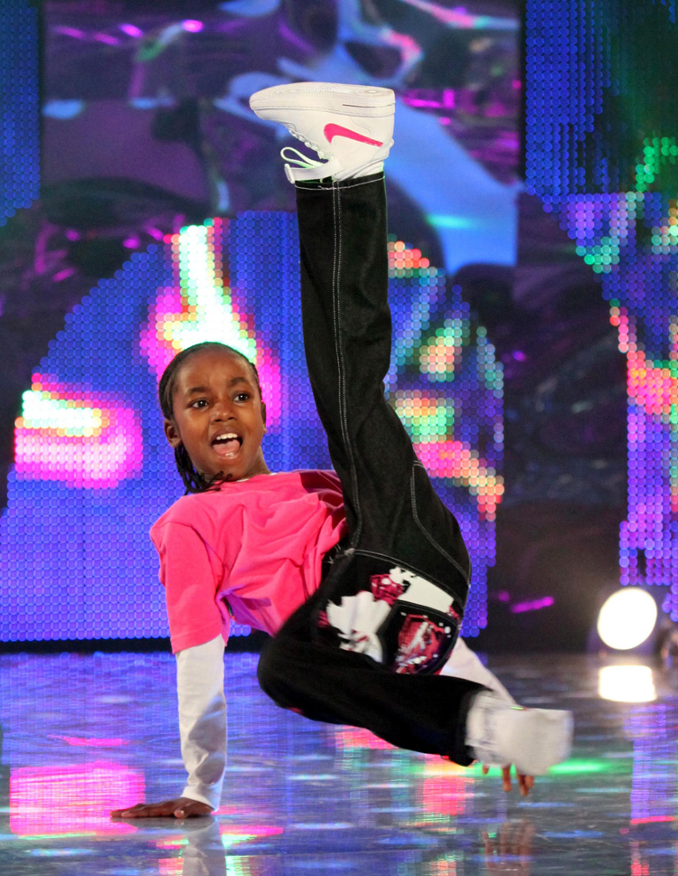 10-year-old Akai wins Sky1's Got To Dance (VIDEO)