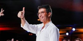 Returning America's Got Talent Judge Simon Cowell Explains Why He Feels 'Lucky' Following His Back Injury