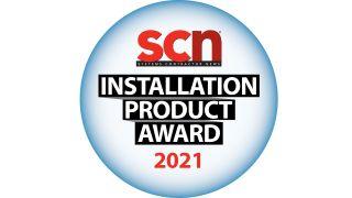 SCN 2021 Installation Product Awards logo