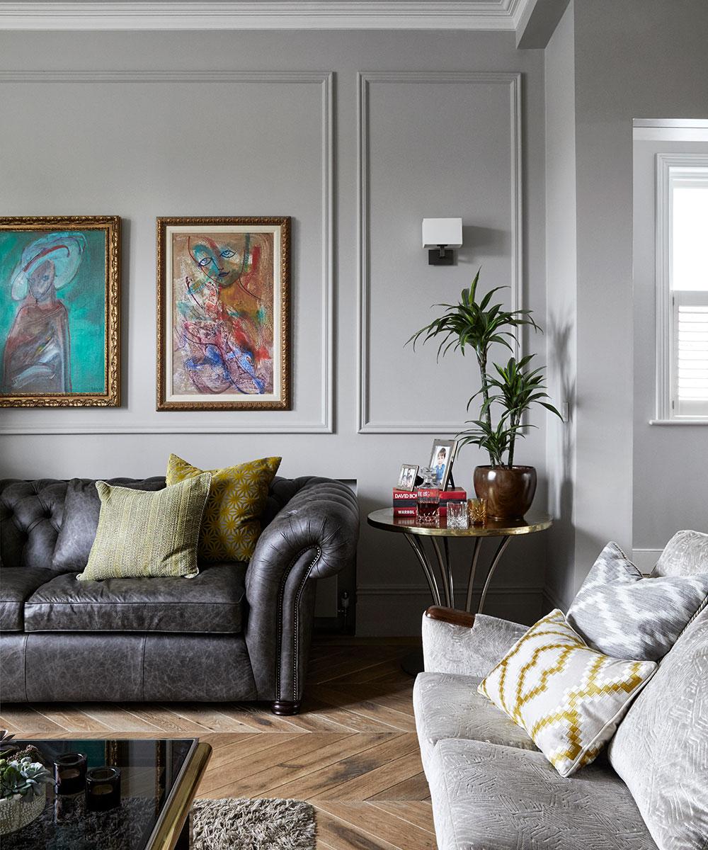 Farrow & Ball paint colours: Grey paint | Homes & Gardens