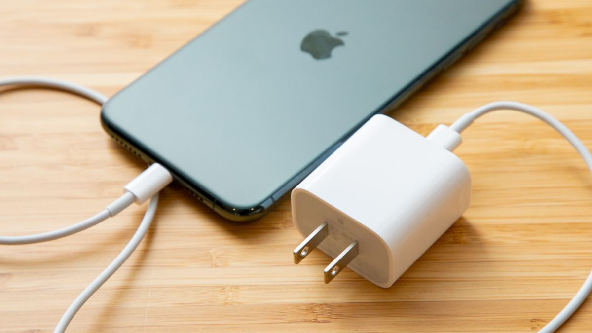 Frayed charging cables could soon be a thing of the past – at least for Apple users - Techradar