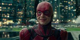 Latest Flash Movie Set Video Has Me Wondering About Ezra Miller's Suit