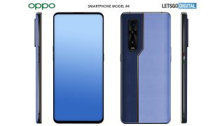 Under-screen camera to appear on Oppo x Lamborghini camera phone?