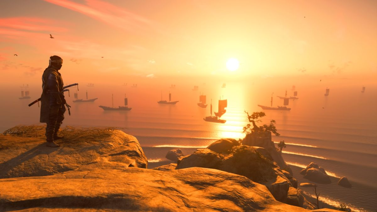 How long is Ghost of Tsushima? – GamesRadar+ AU