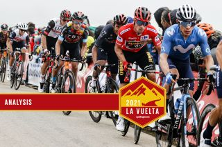 Vuelta Espana 2021 - 76th Edition - 3rd stage Santo Domingo de Silos - Picon Blanco 202,8 km - 16/08/2021 - Primoz Roglic (SLO - Jumbo - Visma) - photo Luis Angel Gomez/BettiniPhoto©2021
