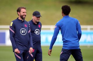 England Training Session – St George's Park – Monday June 14th