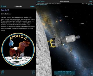 Put Apollo 11 in Your Pocket with SkySafari 6 | Space