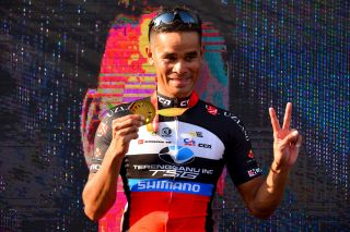 Mohd Harrif Saleh won stage 5 of La Tour de Langkawi