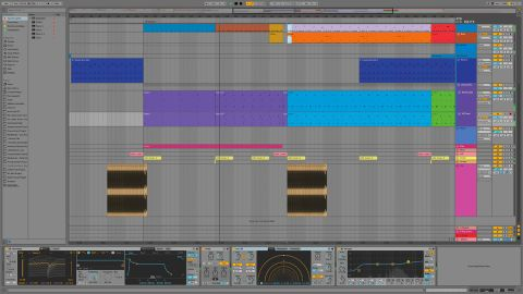 Ableton live 10 review musicradar - Difference between ableton live lite and full version ...