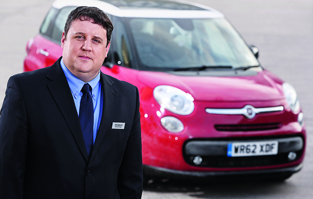 Peter Kay says he's 'sorry he upset' people over end of Car Share - 'I didn't think there would be petitions!'