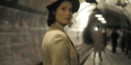 Why Upbeat Films Succeed During Difficult Times, According To Their Finest's Gemma Arterton