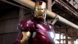 The original Iron Man movie.