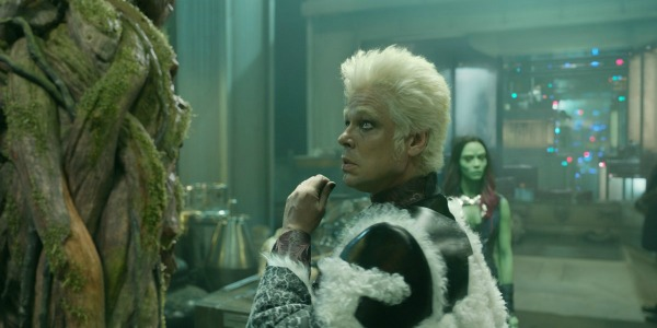 The Collector In Guardians Of The Galaxy 2