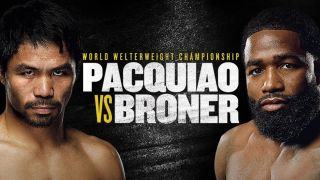 Manny Pacquiao vs Adrien Broner live stream fight free