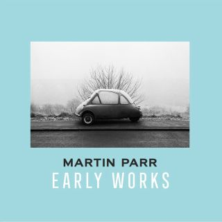 Martin Parr releases book 'Early Works', a collection of early black & white photos